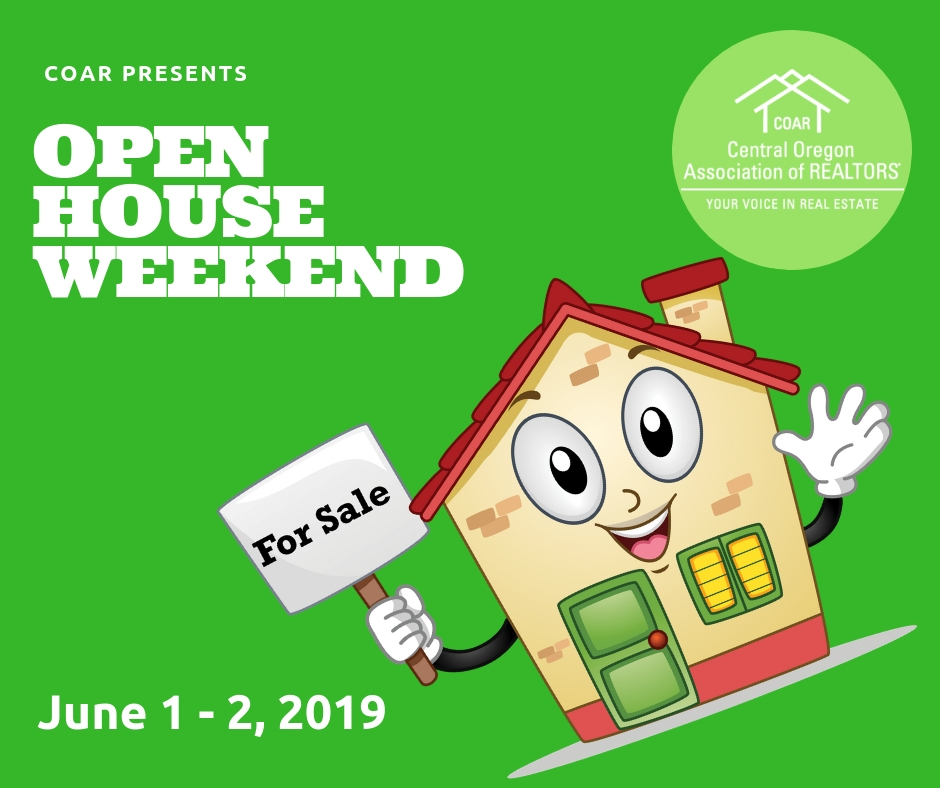 Open House Weekend - Central Oregon Association of REALTORS®