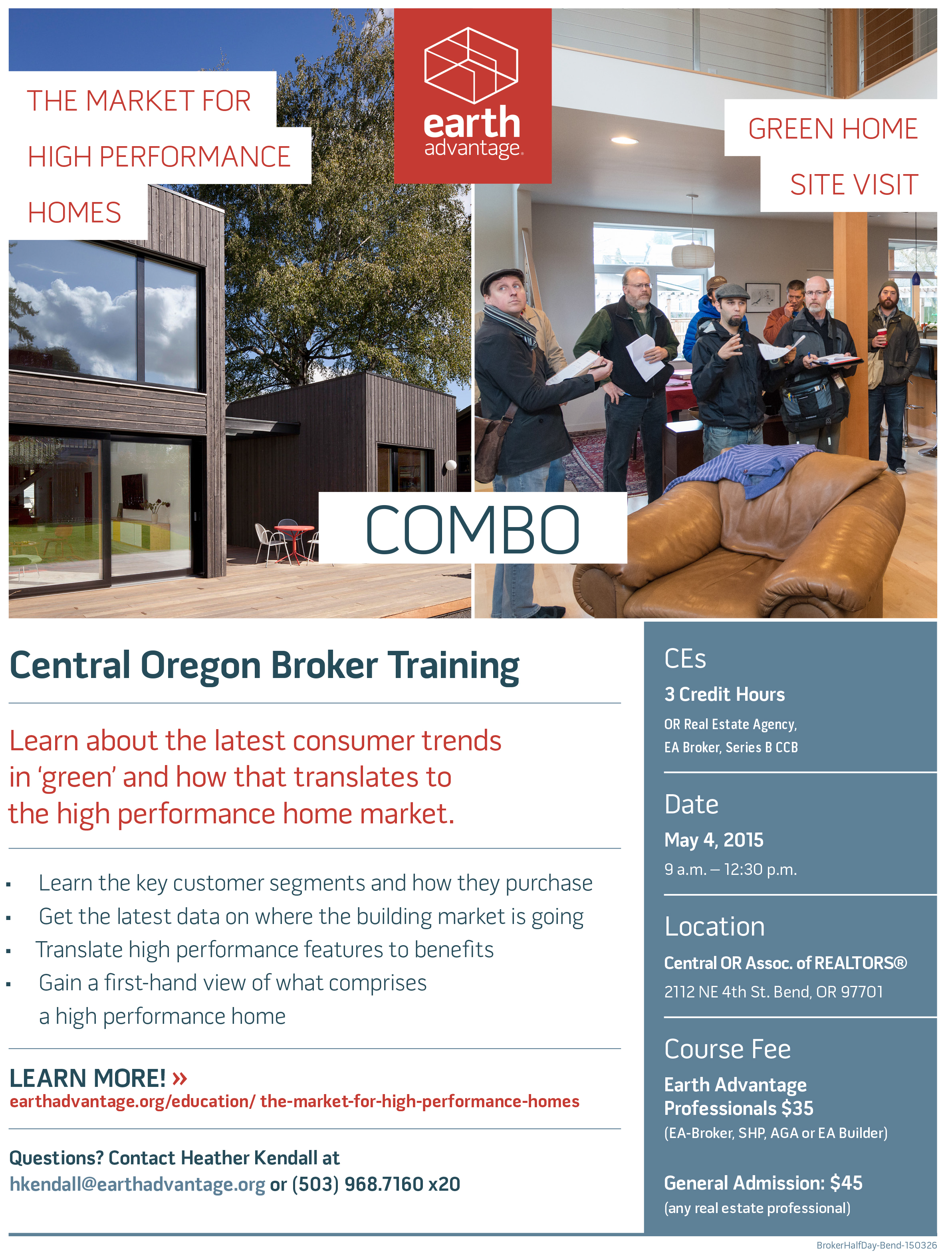 Bend Broker Course Flyer - 150330